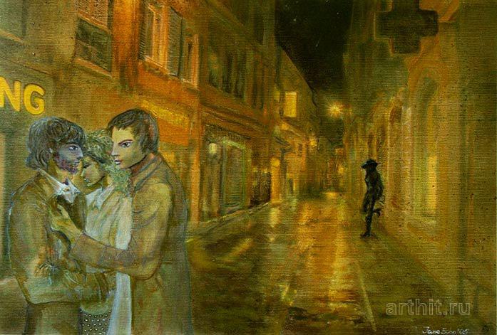 ''Гибралтар''.  Эхо Евгения. Продажа картин, предметов декоративно-прикладного искусства