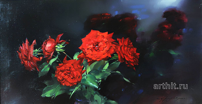 'Roses'  by Horenyan Vagan
