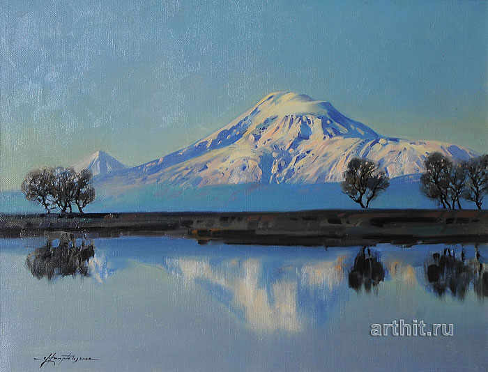 'Ararat'  by Horenyan Vagan