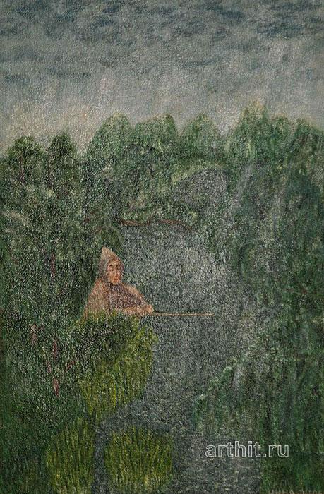 'Bad weather'  by Belova Nina