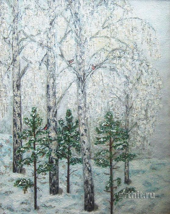 'February'  by Belova Nina