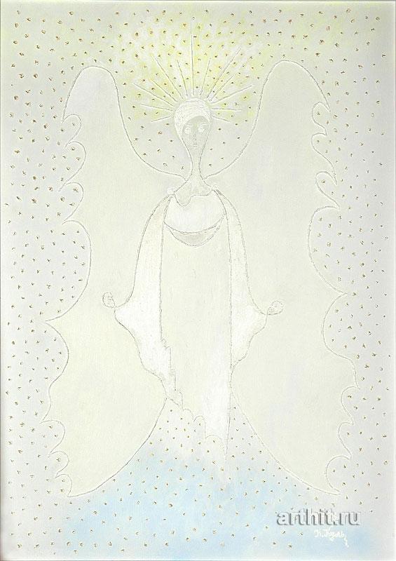 'Guardian angel'. Kulchitzkaya Nadezhda
