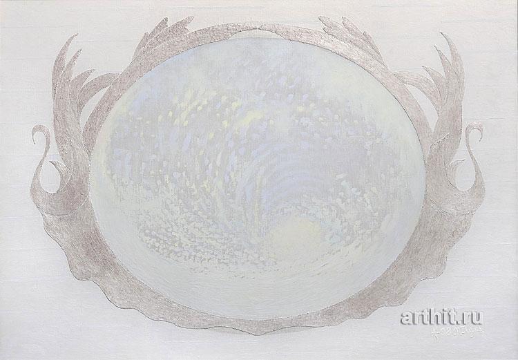 'Fragment of winter'. Kulchitzkaya Nadezhda