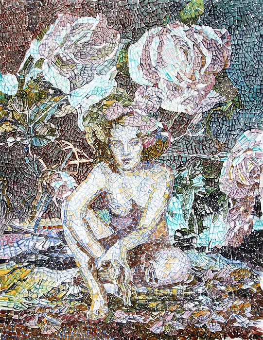 'Roses'. Solomatina Anna