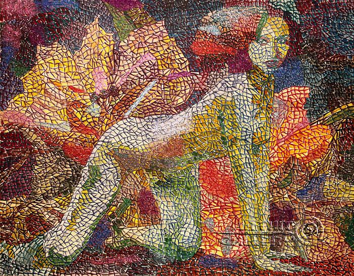 ''Артемида''.  Соломатина Анна. Продажа картин, предметов декоративно-прикладного искусства