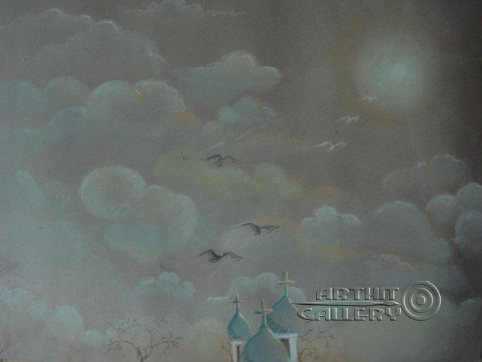 ''Устремление''.  Хисямова Марина. Продажа картин, предметов декоративно-прикладного искусства
