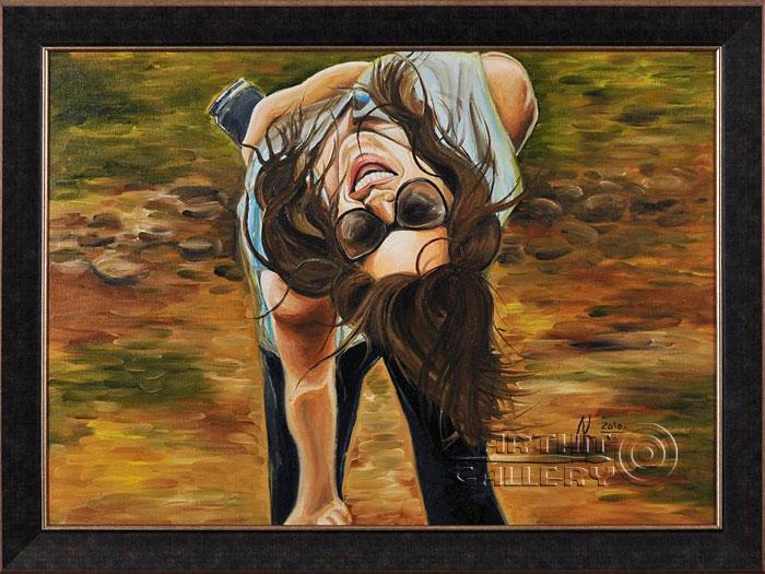 ''UpSide-Down''.  Кирдянов Денис. Продажа картин, предметов декоративно-прикладного искусства