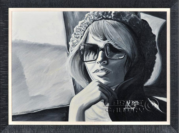''Силуэты''.  Кирдянов Денис. Продажа картин, предметов декоративно-прикладного искусства