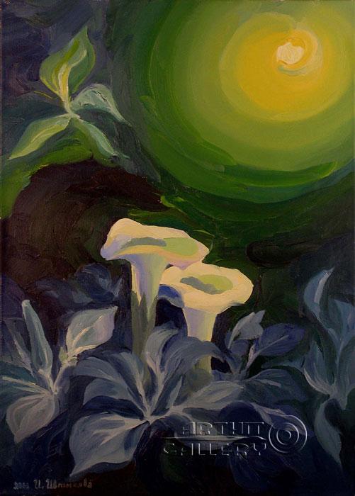 'Thorn apple'. Shtykova Irina