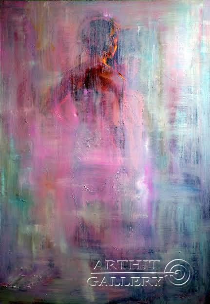 ''Серебряное настроение''.  Малахова Светлана. Продажа картин, предметов декоративно-прикладного искусства