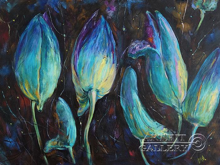 'Night scent'. Malakhova Svetlana