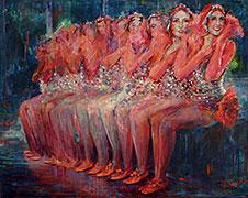 Malakhova SvetlanaRussia`Valkyrie`