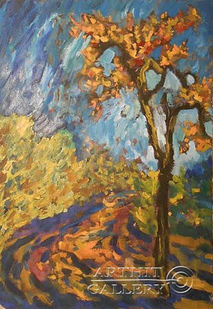 'Landscape'. Gorbatyuk Andrey