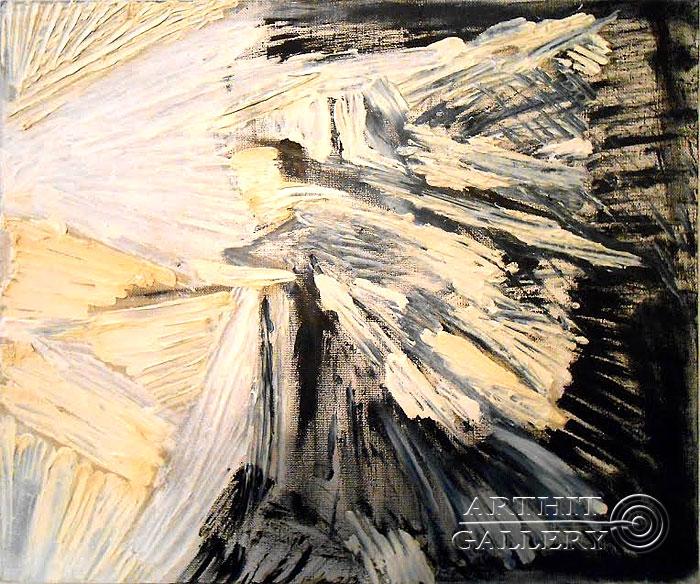 ''Герой эпоса''.  Горбатюк Андрей. Продажа картин, предметов декоративно-прикладного искусства