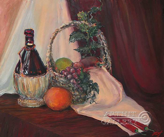 'Country Still Life'  by Pavlovich Anna