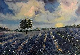 Аллабердиева Виолетта Италия `Облачный день`