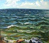 Изумрудные волны