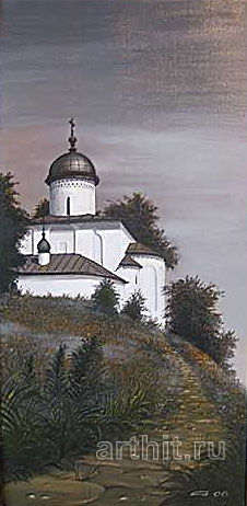 'The Church of St. Clement of Rome'. Yakovlev Alexander