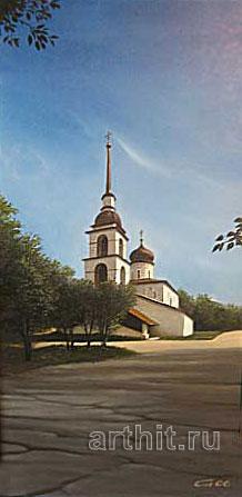 'St. Anastasia Church'. Yakovlev Alexander