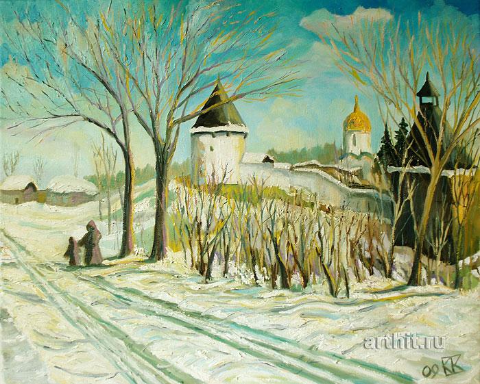 'March'. Vodolazkin Sergey