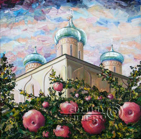 'Apples'. Zaigraeva Lyudmila