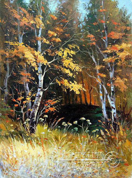 'Autumn'. Malyakin Ivan