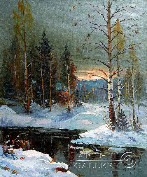 'Twilight'. Malyakin Ivan
