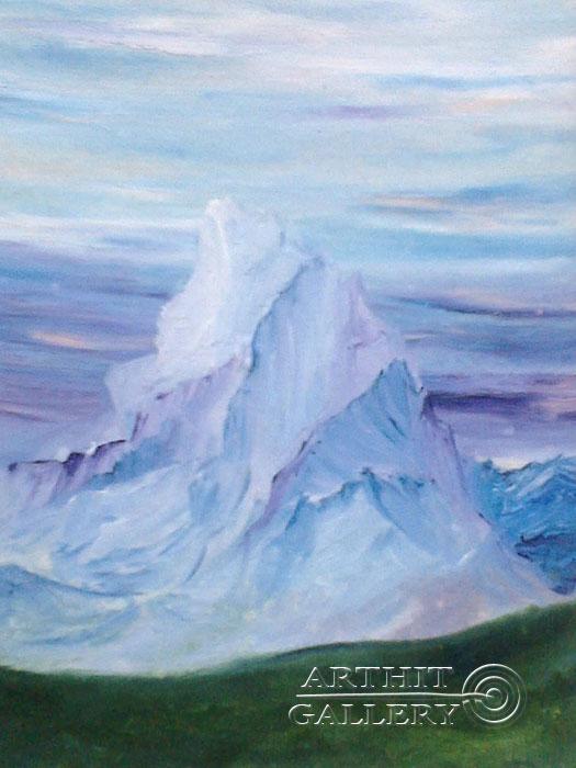 'Mountain. Stairs'. Gentzar Renata