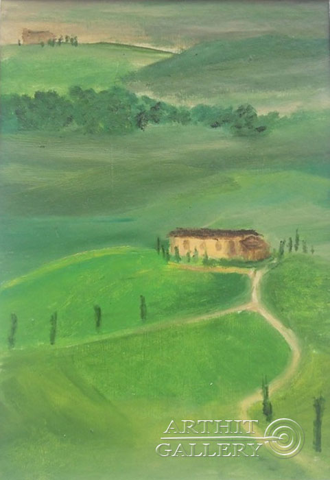 'Tuscany'. Gentzar Renata