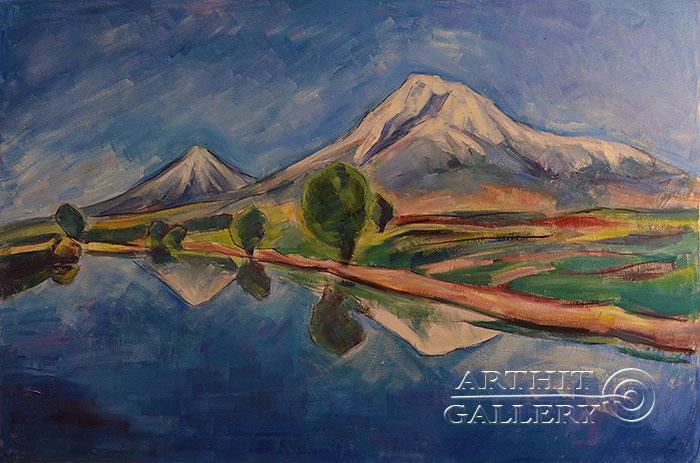 'Mount Ararat'. Hovhannisyan Hasmik