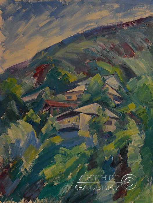 'Landscape'. Hovhannisyan Hasmik