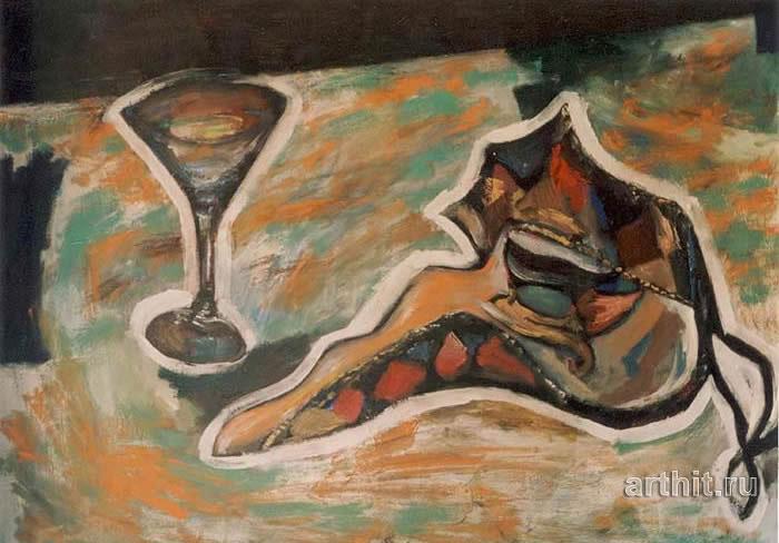''Венеция''.  Вишневский Андрей. Продажа картин, предметов декоративно-прикладного искусства