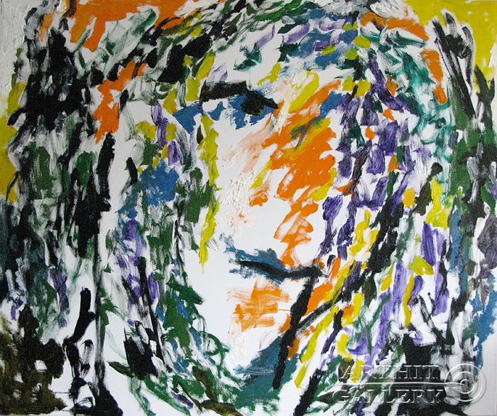 ''Ты''.  Вишневский Андрей. Продажа картин, предметов декоративно-прикладного искусства