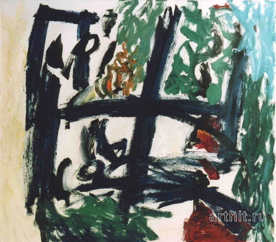 ''Окно''.  Вишневский Андрей. Продажа картин, предметов декоративно-прикладного искусства
