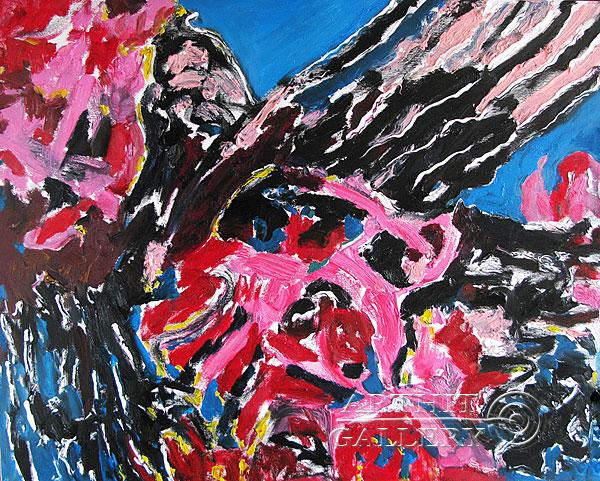 ''Будущее''.  Вишневский Андрей. Продажа картин, предметов декоративно-прикладного искусства