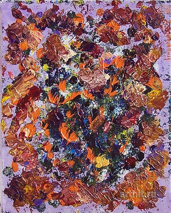 ''Осенний шум''.  Виноградова Екатерина. Продажа картин, предметов декоративно-прикладного искусства