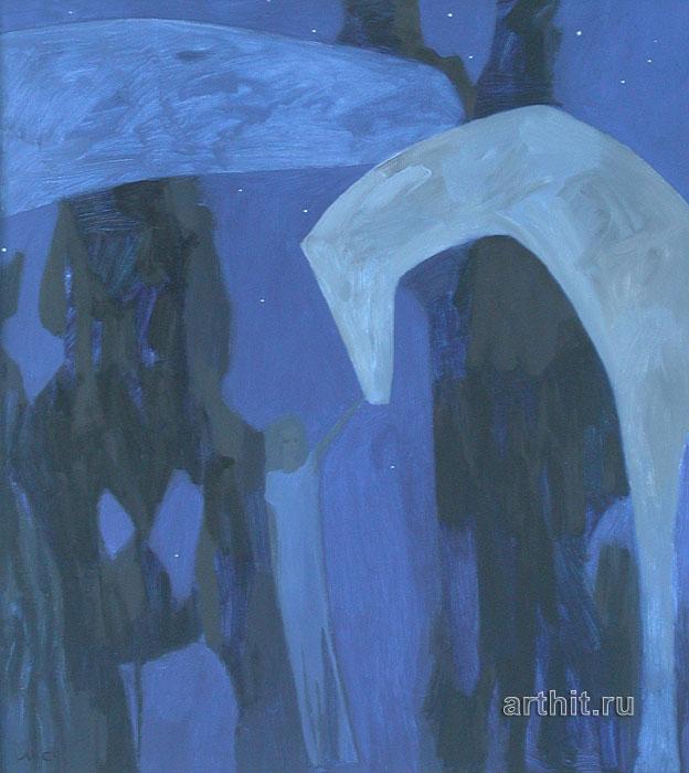 ''Мир Земли''.  Соболевский Михаил. Продажа картин, предметов декоративно-прикладного искусства