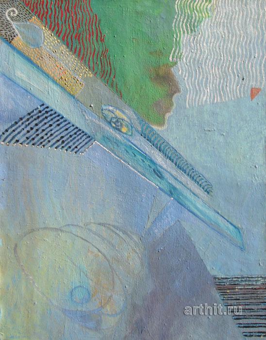 ''Разговор''.  Ковалевский Дмитрий. Продажа картин, предметов декоративно-прикладного искусства
