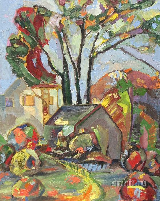 ''Мотив''.  Ковалевский Дмитрий. Продажа картин, предметов декоративно-прикладного искусства