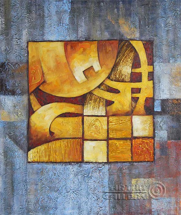 ''Триптих. Находка. Часть 2''.  Ирисметова Лариса. Продажа картин, предметов декоративно-прикладного искусства