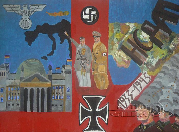 'Fascism'. Alferov Andrei