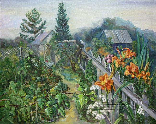 'Neighbors. 2'. Chulkova Elena
