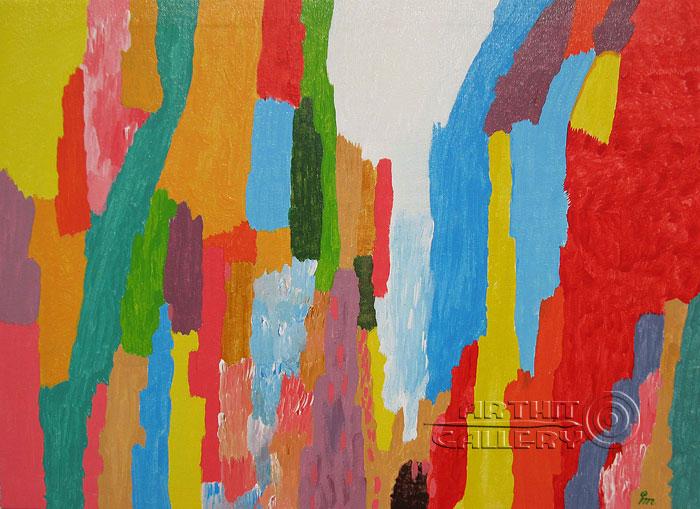 ''Дети индиго''.  Кортюкова Роза. Продажа картин, предметов декоративно-прикладного искусства
