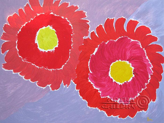 ''Жара. Зной. Лето''.  Кортюкова Роза. Продажа картин, предметов декоративно-прикладного искусства