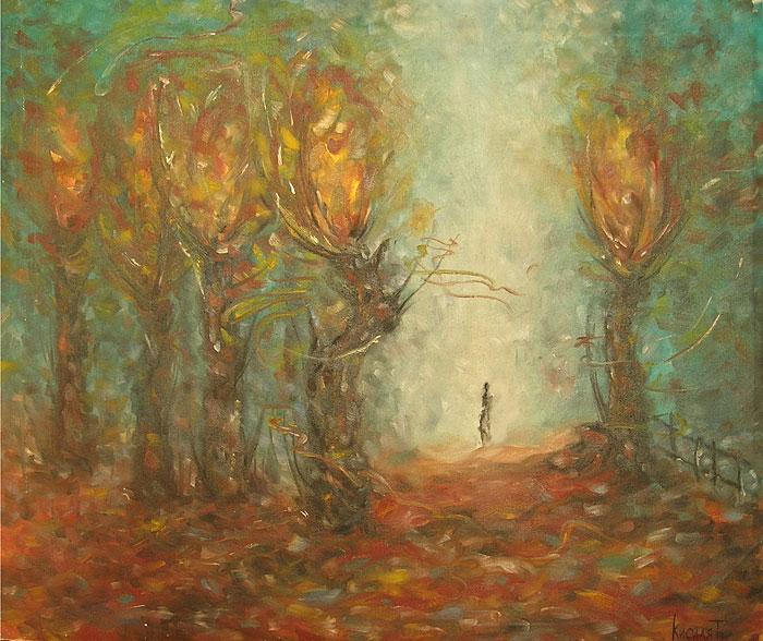 'Autumn'. Kislaya Tatyana