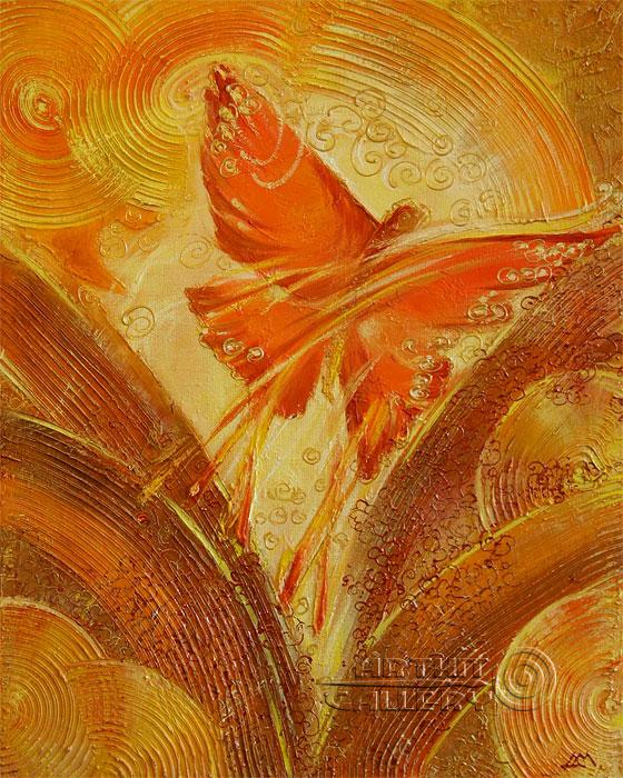 'Butterfly'. Markova Dasha