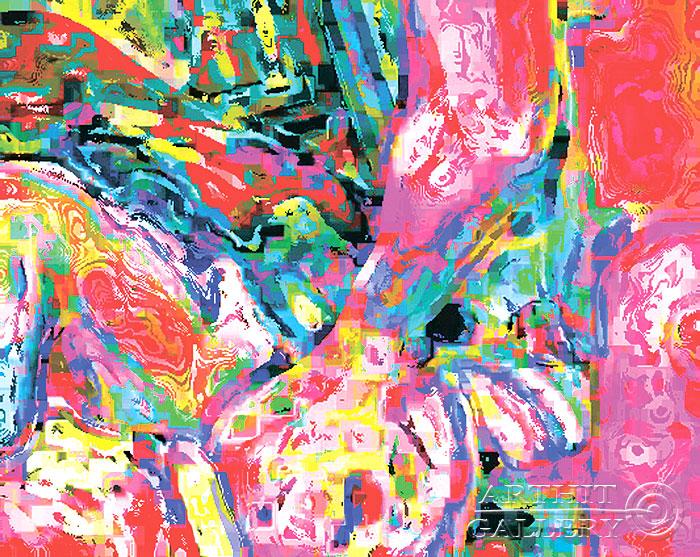 ''Части диалогового окна''.  Эрман Александр. Продажа картин, предметов декоративно-прикладного искусства