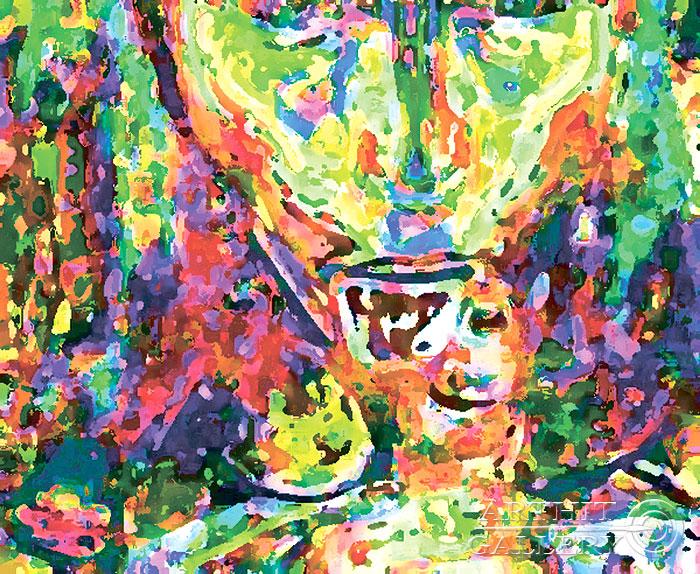 ''Завтра будет лучше''.  Эрман Александр. Продажа картин, предметов декоративно-прикладного искусства