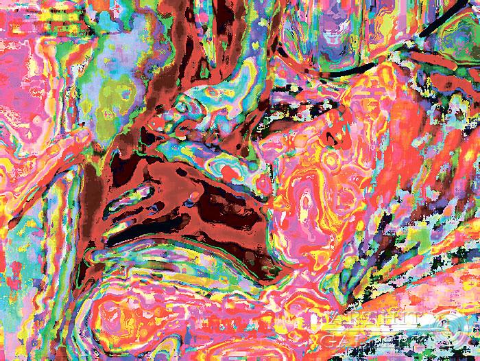 ''Ткань. Сплетение. Соединение''.  Эрман Александр. Продажа картин, предметов декоративно-прикладного искусства