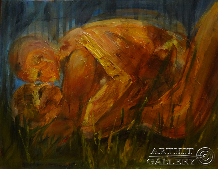 ''Стремление''.  Малахова Светлана. Продажа картин, предметов декоративно-прикладного искусства